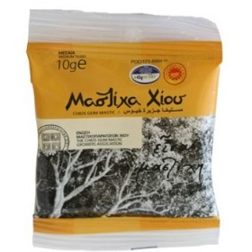 Natural Chios mastic medium size pieces 10g