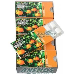 ELMA chewing gum with mandarin