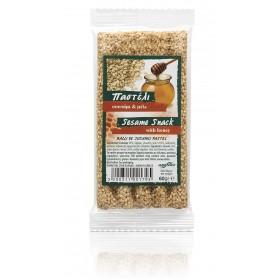 Sesame snack (pasteli) 60gr