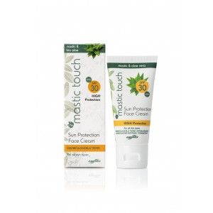 Sun Protection mastic touch Face Cream SPF 30. 50ml