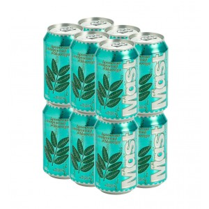 Mast - Soft drink with mastic (12 Tins) 330ml