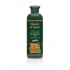 Shampoo mastic & herbs Tonic, against hair loss 300ml