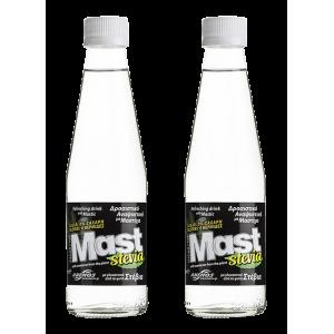 Μαst αναψυκτικό με μαστίχα. (2 Μπουκαλάκια) 250ml