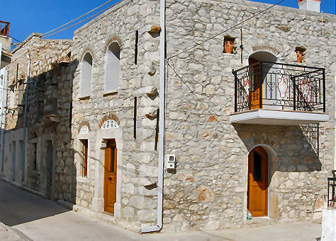 armolia village South chios