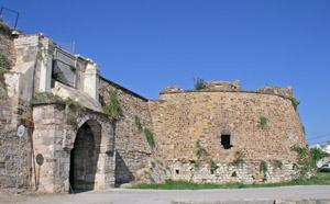 Κάστρο Χίος Νοτινή πύλη