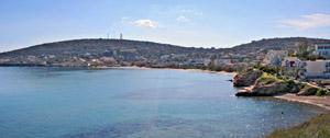 karfas beach chios