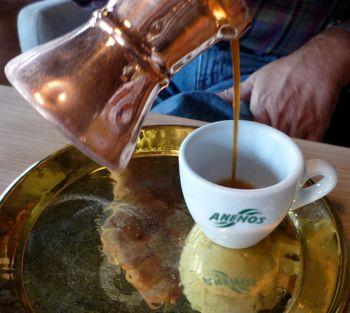 Ελληνικός καφές Οδηγίες παρασκευής